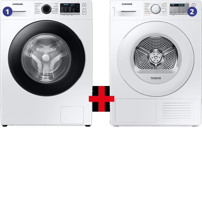 Samsung Wasmachine + Wasdroger