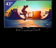 Philips 43 inch/109 cm UHD LED TV