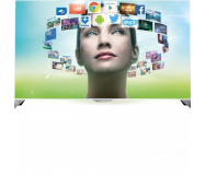 Philips 55 inch/140 cm 3D LED TV