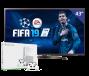 LG 43 inch/109 cm LED TV + Xbox One