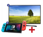 LG 43 inch/109 cm LED TV + Nintendo Switch