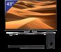LG 43 inch/109 cm LED TV + Denon soundbar