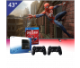 Philips 43 inch/109 cm Ultra LED TV  + Sony Playstation 4