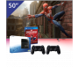 Philips 50 inch/127 cm LED TV + Sony PlayStation 4