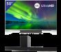 Philips 50 inch/127 cm Ultra LED TV  + Denon soundbar