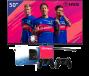 LG 50 inch/127 cm LED TV + Sony Playstation 4