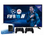 Samsung 50 inch UHD LED TV + PlayStation 4