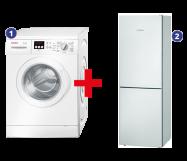 Bosch Wasmachine & KVC