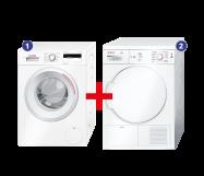 Bosch Wasmachine & Wasdroger