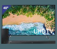 SAMSUNG UE40NU7190 + SAMSUNG HW-N400 SOUNDBAR + Blu-ray