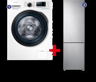Samsung Wasmachine & KVC