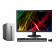 HP Desktop PC - 24 inch