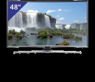 Samsung Curved 48 inch/122cm LED TV