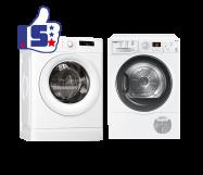 Whirlpool Wasmachine + Wasdroger