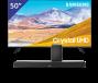 Samsung 50 inch/127 cm UHD 4K TV + Denon Soundbar + subwoofer