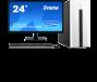 HP Pavilion PC met 24'' Monitor