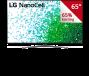 LG 65 inch/165 cm Nano LED TV