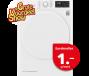 LG Warmtepompdroger 8 kg