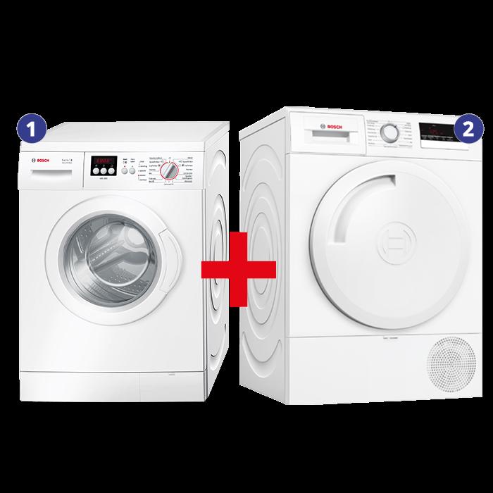 Bosch Wasmachine Wasdroger