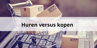 Skala vergelijkt: producten huren vs. kopen